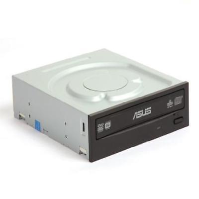 Asus Disc Burner Re-Writer Drive Internal 24X Sata Cd Dvd Rw Desktop Computer Ne