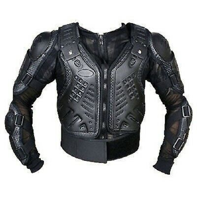 Full Body Armour Adult Safety Spine Jacket Motorbike Motocross Moped  Motorcycle