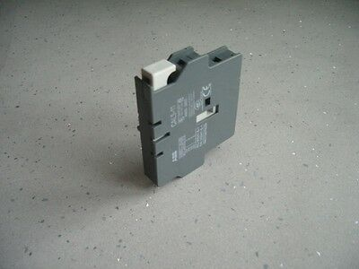 ABB CAL5-11 auxiliary contact block