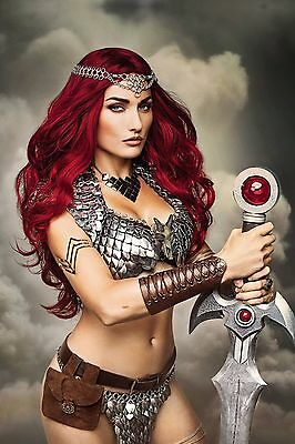 RED SONJA #3 COVER F 1:10 COSPLAY VIRGIN Variant Comics NM 3/15/2017