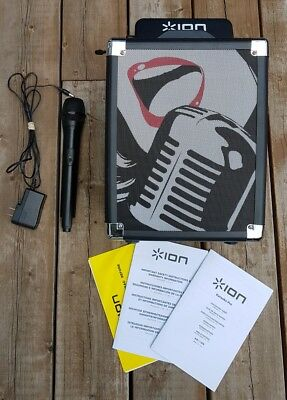 ION Audio Karaoke Pro Microphone System for Android & iOS Devices