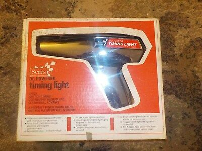 Timing Light by Sears ~ DC Powered ~ 28-21171