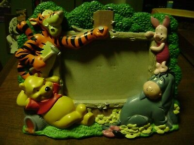 """Disney Pooh & Friends Picture Frame...3.5"""" x 5"""""""