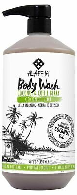 Hydrating Body Wash - Coconut Lime 950ml - Alaffia