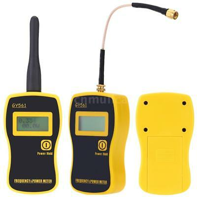 GY561 Mini Handheld Frequency Counter Tester Power Meter For Two-Way Radio B9M9