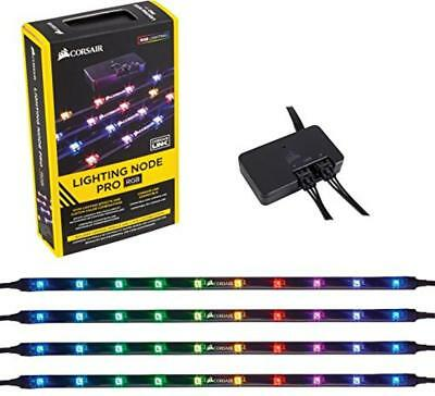 Corsair 9011109 CL-WW Lighting Node Pro LED di Illuminazione, Nero - NUOVO