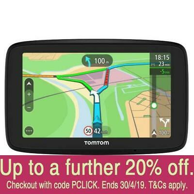 TomTom VIA 53 In Car GPS Navigation with AUST TOMTOM WARRANTY