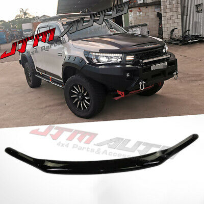2015-2017 Toyota Hilux Revo Bonnet Protector Tinted Guard