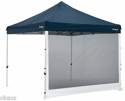 Oztrail Deluxe Gazebo Mesh Wall Kit For 3X3 And 3X6