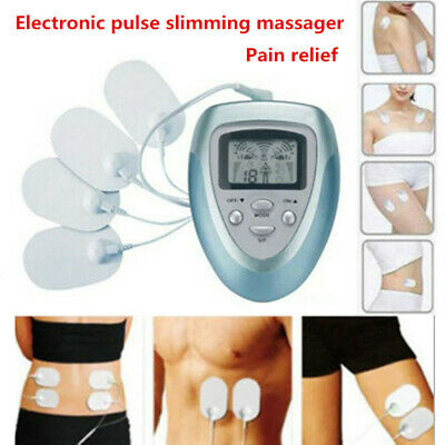 Tens Machine Digital Therapy Electronic Pulse Massager Acupuncture Pain Relief