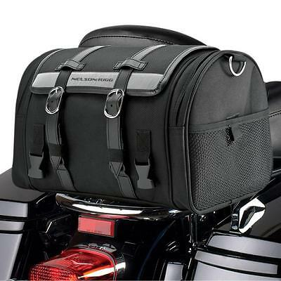 Nelson-Rigg Tailbag CTB-1010 Deluxe Black (each)