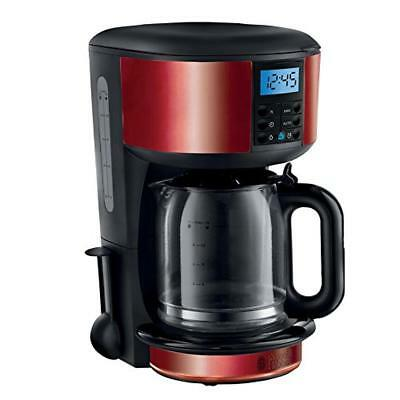 Russell Hobbs Legacy Macchina Caffè, Rosso - NUOVO