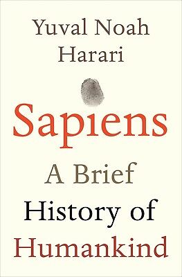 Sapiens: A Brief History of Humankind by Yuval Noah Harari PDF Digital