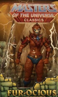 MOTU Custom - Fur Ocious Custom - Neu&OVP - MOTUC - Masters of the Universe