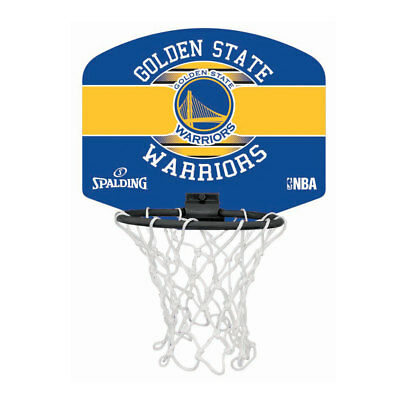 Spalding NBA Golden State Warriors Basketball miniboard
