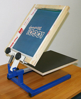 Siebdruckmaschine-Siebdruck-Textildruck-  T-Shirtdruck - screen printing machine