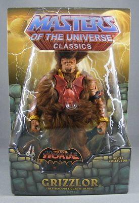 MOTU - Grizzlor - AFA 9.25 - Neu&OVP - MOTUC - Masters of the Universe