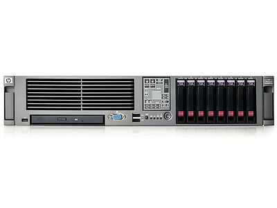 HP ProLiant DL380 G5 Xeon X5450 3.0GHz QC Server w/ 16GB & 4x 146 SAS HDD