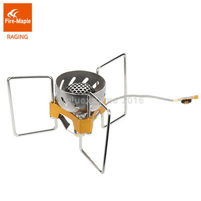 Fire-Maple flame blast split furnace own the features strong fire power FWS-02