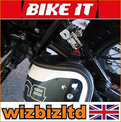 Handlebar Helmet Lock (Secure Your LId to Any 22mm Bar) LOCHELM