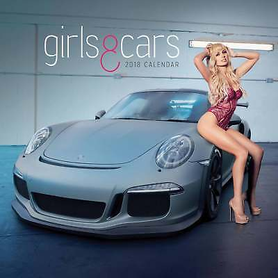Girls & Cars Calendar 2018