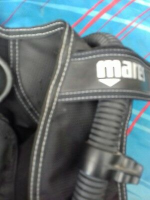 Mares Frontier BCD size small scuba diving