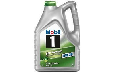 Mobil 1 ESP Formula 5W-30 Fully Synthetic Engine Oil 5 Litres