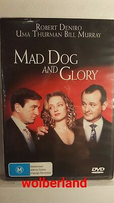 Mad Dog And Glory [ DVD ] BRAND NEW & SEALED, Region 4, FREE Next Day Post