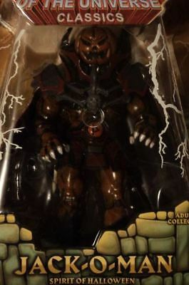 MOTU Custom - Jack O Man Custom  - Neu&OVP - MOTUC - Masters of the Universe