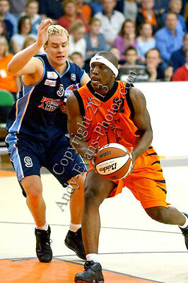Thames Valley TIger, British Basketball Team photograph picture print by AEP