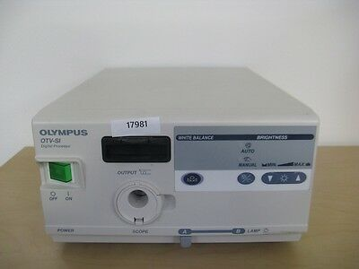 Olympus Digital Processor OTV-SI