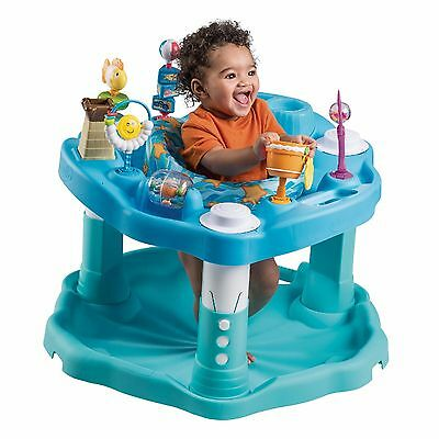 Evenflo ExerSaucer Beach Baby