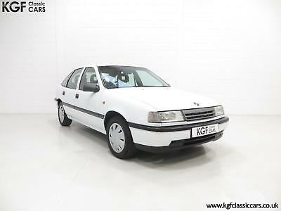An Amazing Vauxhall Cavalier Mk3 1.8GL with One Owner for 26 Years