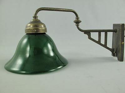 Wall Lamp mes. Burnished Umbrella SEE PHOTOS L.37cm Vintage Gift in the