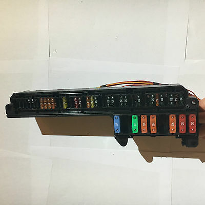 BMW 5 SERIES E60 2003-2010 Fuse Box Power Distribution 6957330 6 957 ...