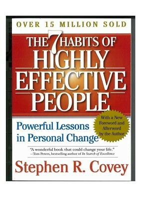 The 7 Habits of Highly Effective People by Covey, Stephen R. PDF Digital