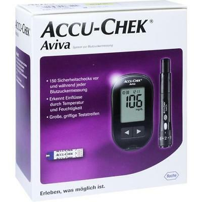 ACCU CHEK Aviva III Set mg/dl 1 St Roche Diabetes Care Deutschland GmbH