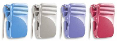 Officemate Cubicle Clips, Assorted Colors, Box of 24 (30178) New