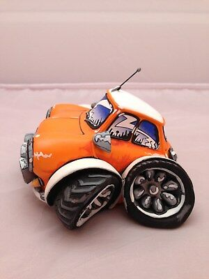 BNIB New Boxed SPEED FREAKS WEE ONE #03002 MINI COOPER Country Artists