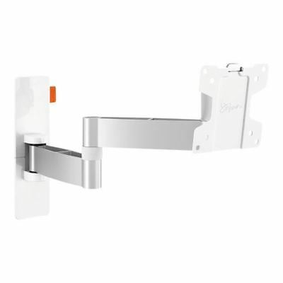 """VOGEL'S Wall 2045 - Support TV Mural Orientable 17 a 26"""" (43 a 66 cm) BLANC"""