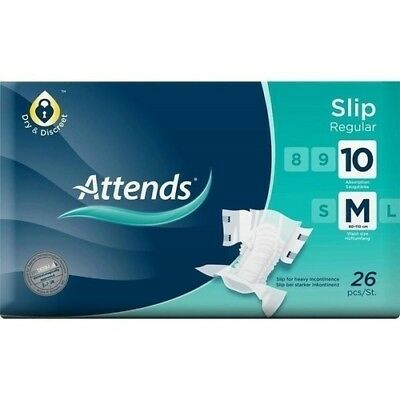 ATTENDS Slip Regular 10 medium 26 St ATTENDS GMBH