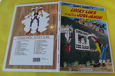 Lucky Luke. Contre Joss Jamon N°11