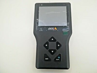 AXIS T8414 Installation Display Handheld-Gerät LCD Display Installationsmonitor