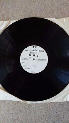 MUSIC FROM BOHEMIA KEMPE (ALP1880)  test pressing