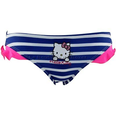 HELLO KITTY Shorty Bain Moulant Fille MARIN Bleu