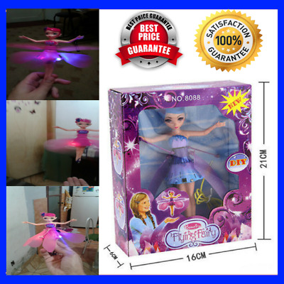 Hot Christmas Gift Elsa & Anna The Flying Pixie Gift For Girl Limited Time Offer