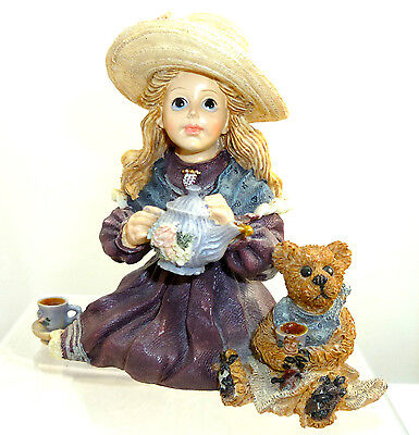 Yesterdays Child Dollstone Collection Victorian Series #3 1997 Boyds Figurine