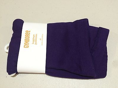 NWT Gymboree Girls Leggings Purple Toddler Fairytale Forest 12 18 24M, 2T 5T