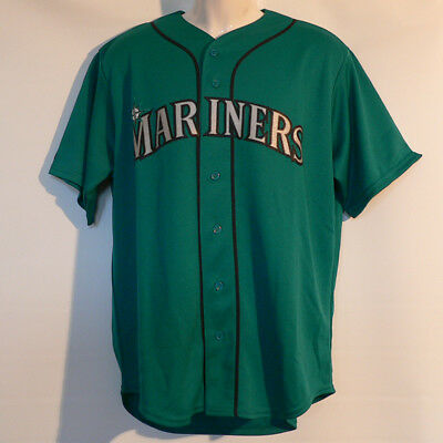 Seattle Mariners Trikot / Jersey - MLB Baseball - Majestic - L - Neu