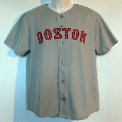 Boston Red Sox Trikot / Jersey - MLB Baseball - Majestic - L - Neu